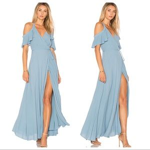 NEW Privacy Please Acme Dress in Blue